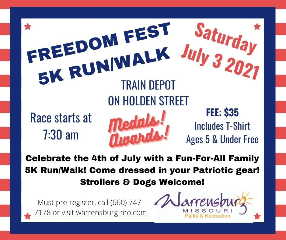 FREEDOM FEST 5K RUN_WALK